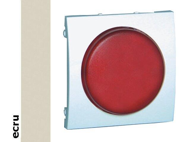 Pokrywa sygnalizatora świetlnego Classic (moduł) MSS/2.01/10 biały ecru Kontakt Simon