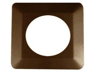 Ramka ścienna pojedyncza OSX-910 brąz Zamel