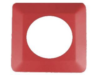 Ramka ścienna pojedyncza OSX-910 czerwona Zamel