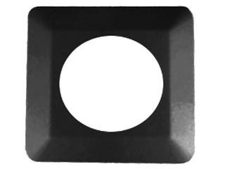 Ramka ścienna pojedyncza OSX-910 grafit Zamel