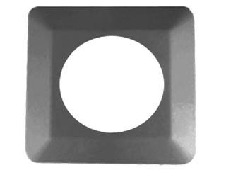 Ramka ścienna pojedyncza OSX-910 satyna Zamel