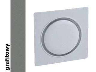 Pokrywa Simon 82 ściemniacza/łącznika dotykowego grafit 82034-38 Kontakt Simon