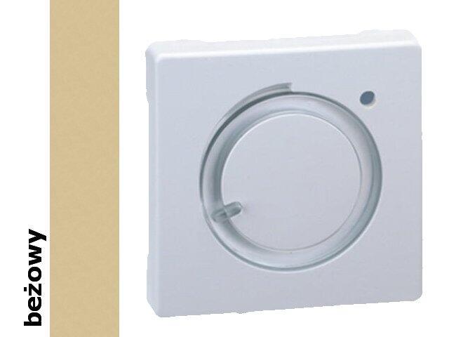 Pokrywa termostatu dla modelu 75500-39. Simon 82 termostatu beżowy 82505-31 Kontakt Simon