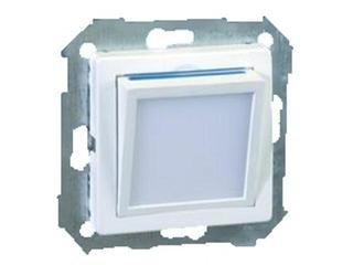 Mechanizm do modułów Simon 82 modułu świecącego LED biała 82036-30 Kontakt Simon