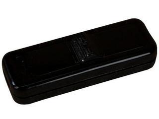 Wyłącznik na kabel przelotowy WSR-940 blister 2,5A/250V czarny Zamel