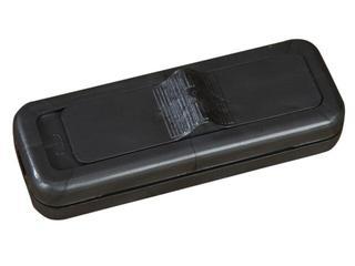 Wyłącznik na kabel przelotowy WSR-940 blister 2,5A/250V srebrny Zamel