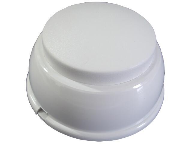 Wyłącznik na kabel nożny 2,5A WN-1 biały Abex