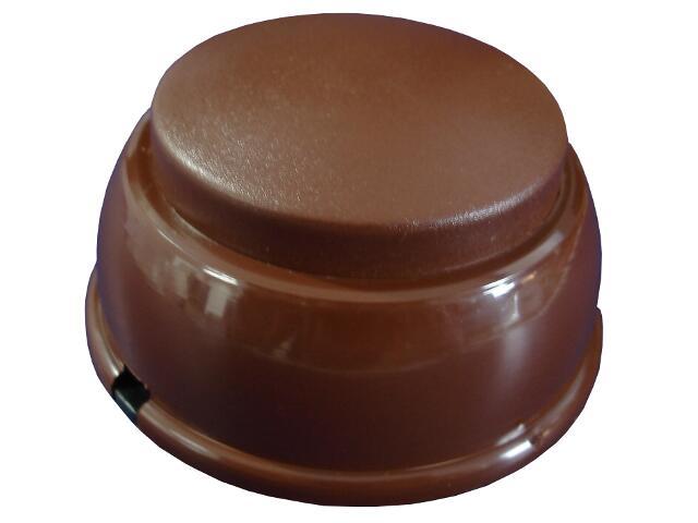 Wyłącznik na kabel nożny 2,5A WN-1 brązowy Abex