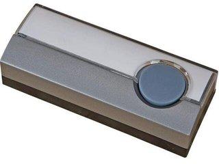 Łącznik natynkowy bezprzewodowy BULIK hermet.PDH-227 srebrny Zamel