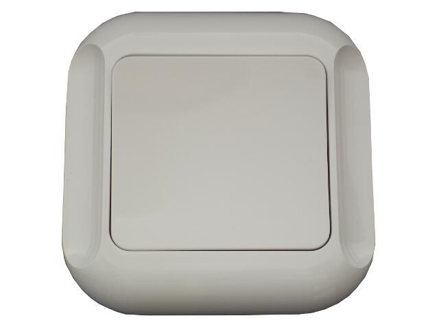 Łącznik natynkowy TURKUS światło WNT-6T-b biały Abex