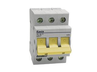 Rozłącznik bezpiecznikowy JVD1-100 3/25A Kanlux