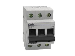 Rozłącznik bezpiecznikowy JVD1-100 3/40A Kanlux