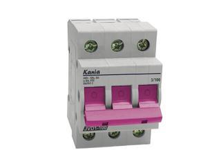 Rozłącznik bezpiecznikowy JVD1-100 3/100A Kanlux
