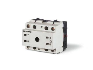 Rozłącznik główny MANOVRA 80A 3P montaż na podstawie Scame