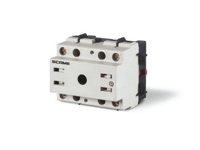 Rozłącznik główny MANOVRA 80A 4P montaż na podstawie Scame