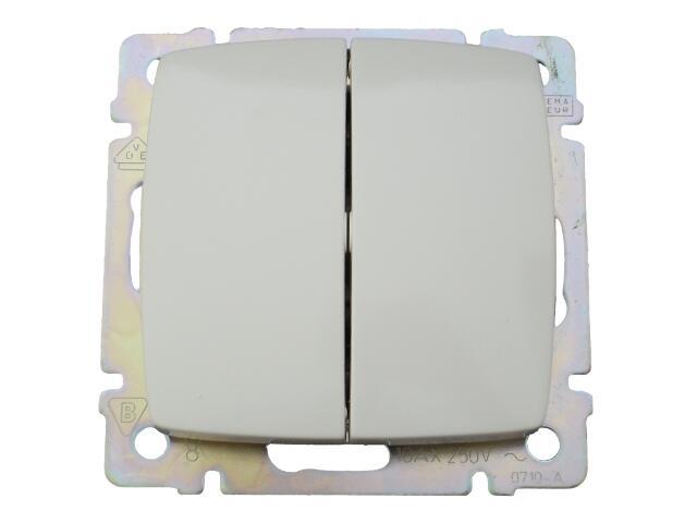 Łącznik modułowy SUNO świecznikowy 774005 biały Legrand