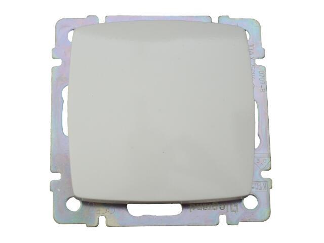 Mechanizm do modułów SUNO krzyżowy 774007 biały Legrand