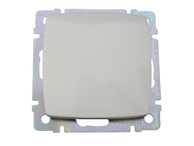Łącznik modułowy SUNO pojedynczy 774011 biały Legrand