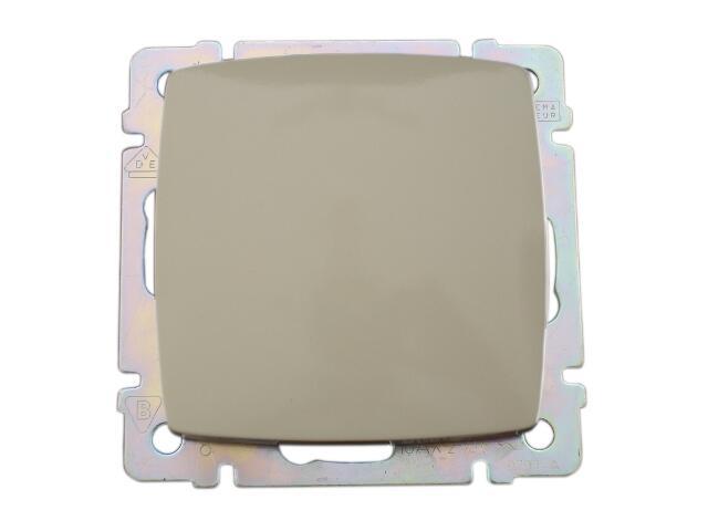 Łącznik modułowy SUNO jednobiegunowy 774601 krem Legrand