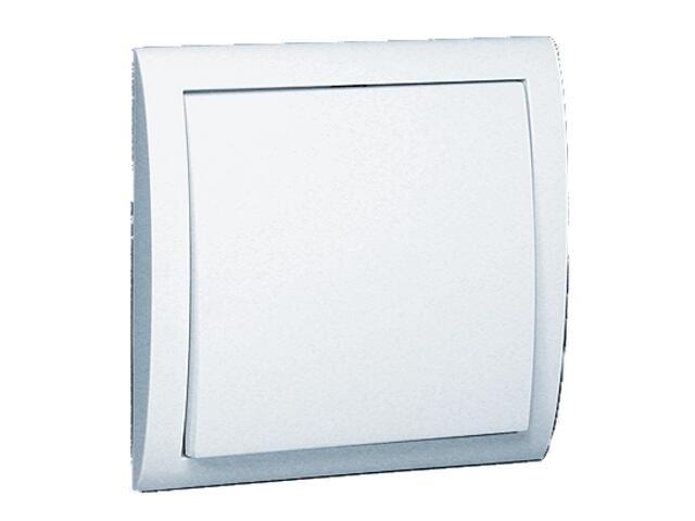 Łącznik Classic jednobiegunowy MW1/11 biały Kontakt Simon
