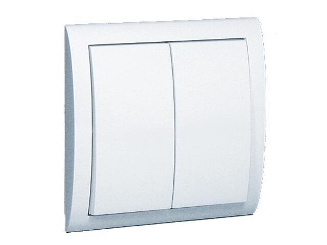 Łącznik Classic świecznikowy MW5/11 biały Kontakt Simon