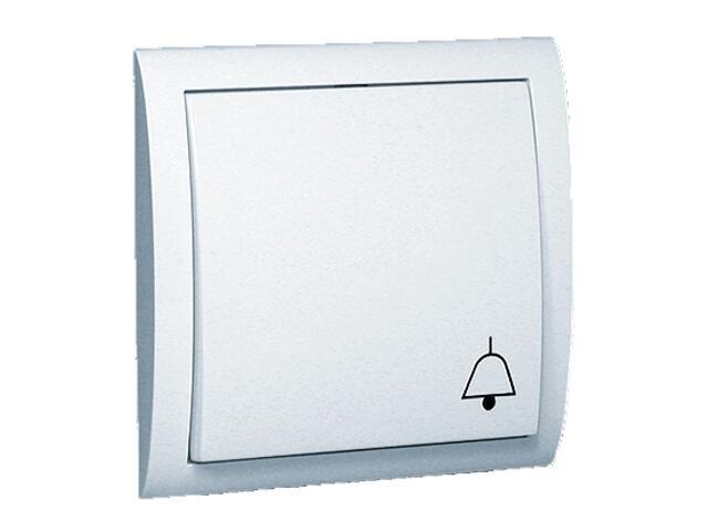 Łącznik natynkowy Classic dzwonek MD1/11 biały Kontakt Simon
