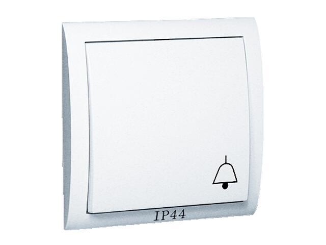 Łącznik natynkowy Classic dzwonek bryzgoszczelny MD1B/11 biały Kontakt Simon