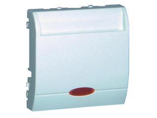 Łącznik modułowy Classic hotelowy pojedynczy 10A MWH1.02/11 biały Kontakt Simon