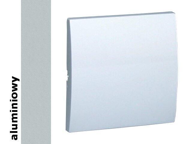 Klawisz Classic do wył. jednobiegunowego MKW1/26 alum. srebrny Kontakt Simon