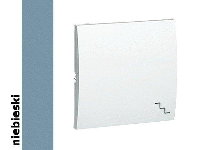 Klawisz Classic do wył. schodowego MKW6/23 niebieski Kontakt Simon