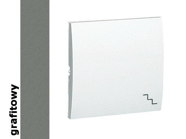 Klawisz Classic do wył. schodowego MKW6/25 grafit Kontakt Simon