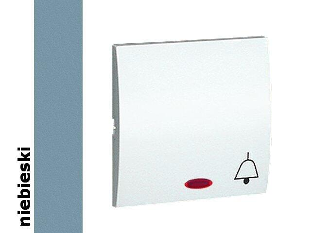Klawisz Classic przycisku dzwonek MKD1L/23 niebieski Kontakt Simon