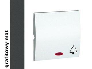 Klawisz Classic przycisku dzwonek MKD1L/28 matowy grafit Kontakt Simon