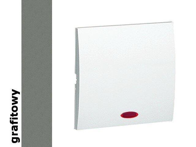 Klawisz Classic do wył. jednobieg. z podśw. MKW1L/25 grafit Kontakt Simon