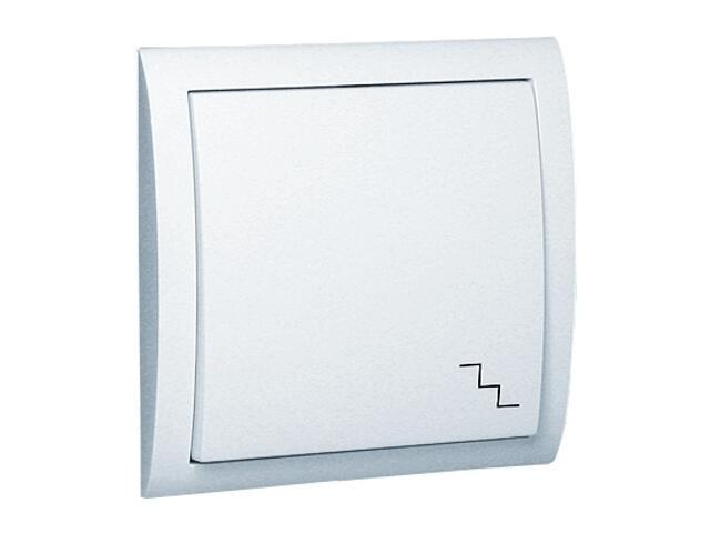 Łącznik natynkowy Classic schodowy MW6A/11 biały Kontakt Simon
