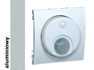 Łącznik modułowy Classic z czujnikiem ruchu MCR10T.01/26 alum. srebrny Kontakt Simon
