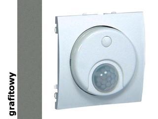 Łącznik modułowy Classic z czujnikiem ruchu MCR10T.01/25 grafit Kontakt Simon