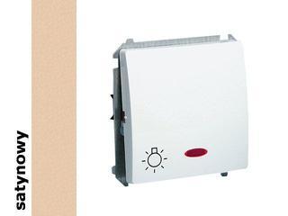 Łącznik modułowy Basic światło z podśw. BMS1L.01/29 satynowy Kontakt Simon