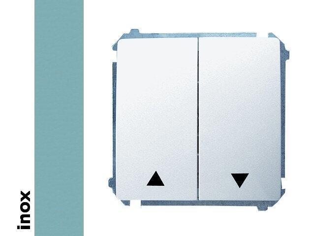 Łącznik modułowy Basic żaluzjowy BMZ1.01/21 inox Kontakt Simon