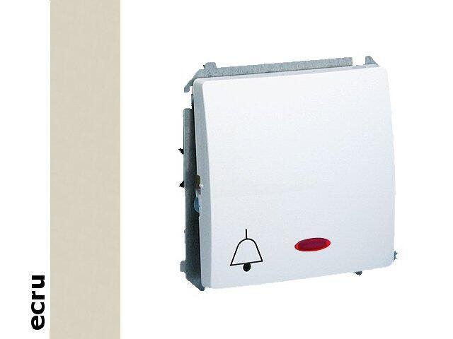 Łącznik modułowy Basic dzwonek z podśw. BMD1L.01/10 ecru Kontakt Simon