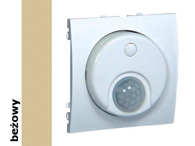 Łącznik modułowy Classic z czujnikiem ruchu MCR10T.01/12 beżowy Kontakt Simon