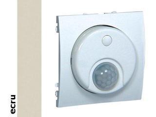 Łącznik modułowy Classic z czujnikiem ruchu MCR10T.01/10 ecru Kontakt Simon