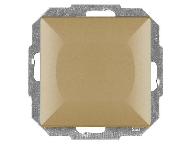 Łącznik modułowy PERŁA schodowy WP-1/5P złoty Abex