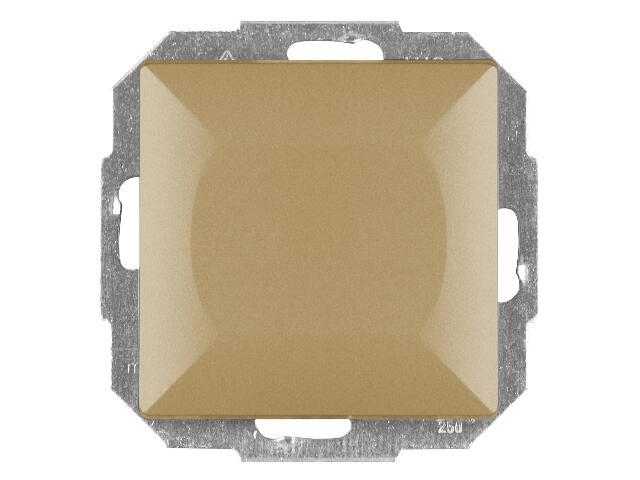 Łącznik modułowy PERŁA schodowy z podśw. WP-1/5PS złoty Abex