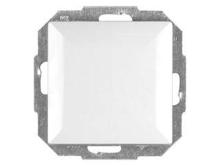 Łącznik modułowy PERŁA światło/dzwonek WP-6/7P biały Abex