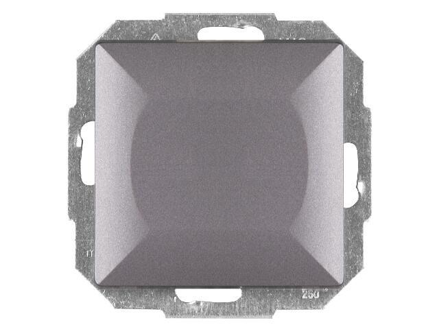 Łącznik modułowy PERŁA schodowy z podśw. WP-1/5PS antracyt Abex