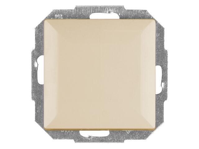 Łącznik modułowy PERŁA światło/dzwonek WP-6/7P beżowy Abex