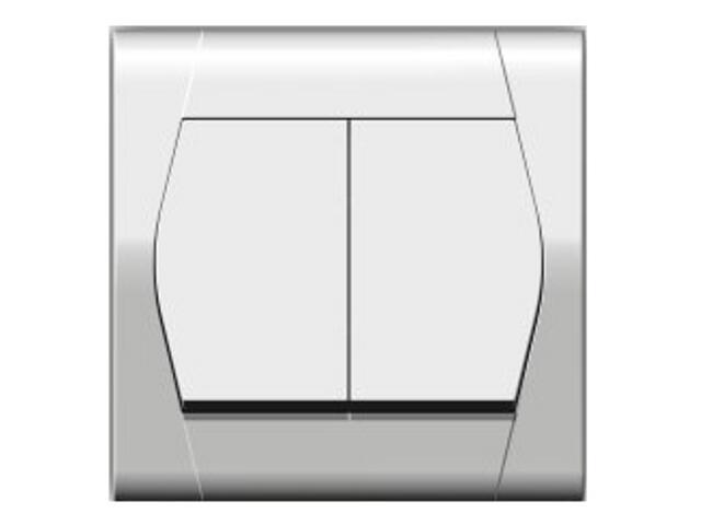 Łącznik natynkowy FESTA świecznikowy ŁPT-5 biały Elektro-plast N.