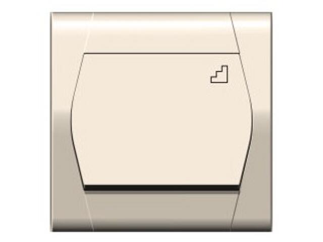 Łącznik natynkowy FESTA schodowy ŁPT-6 kremowy Elektro-plast N.