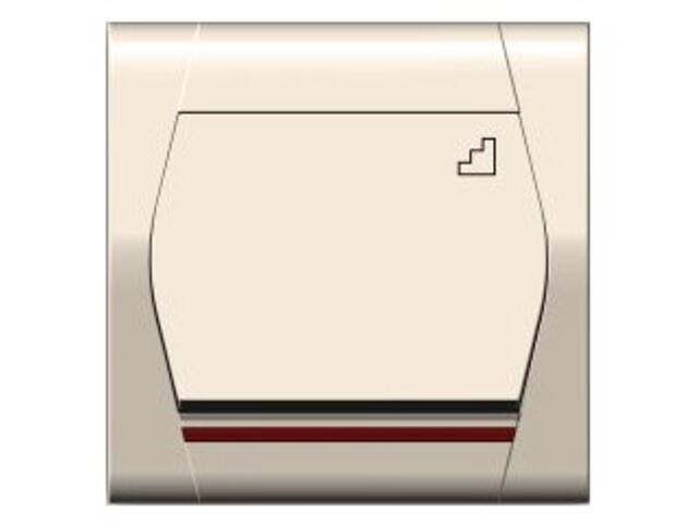 Łącznik natynkowy FESTA schodowy z podświetleniem ŁPT-6+n schodowy Elektro-plast N.